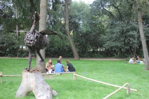 Sculptures de Arnaud Labarge